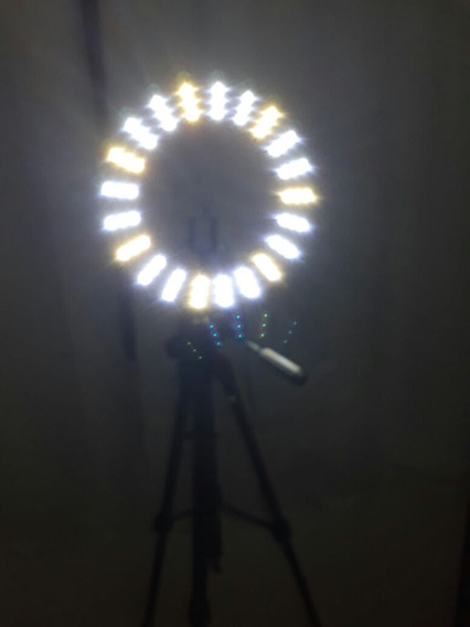 Ring Light Com Tripe Fm