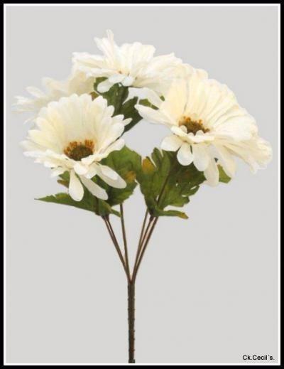 Flores Artificiales - Gerbera