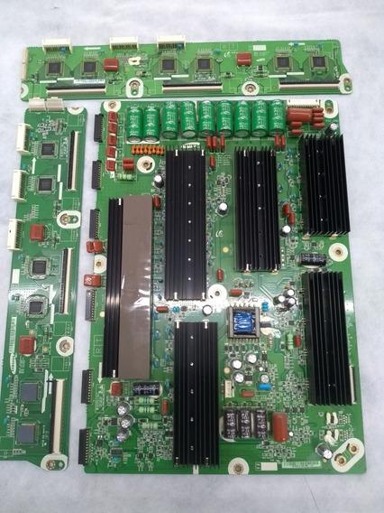 Placa Ysus Samsung Pl64f8500ag Lj41-10311a E Buffer Lj-10309