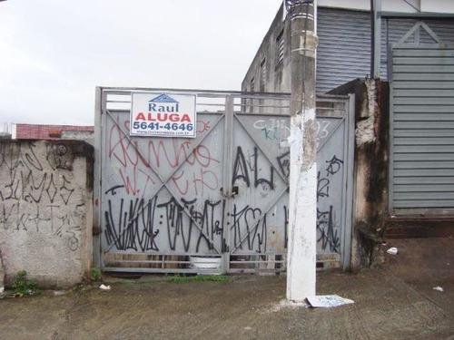 Venda Galpão - Campo Limpo, São Paulo-sp - Rr1675