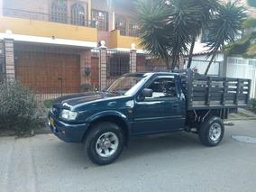 Vendo Camioneta En Estacas 4x4 Chevrolet Luv