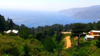 Terreno Parcela Laguna Verde Con Rol 0,5he Vista Al Mar