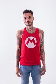 Regata Super Mario, Nintendo, Mario Bross, Unissex