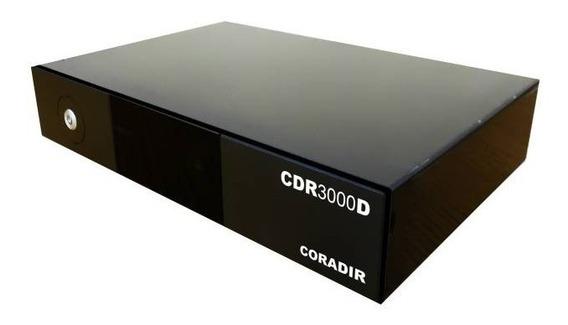 Decodificador Tda Cdr3000d Con Antena De Regalo