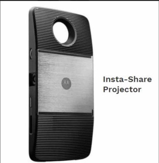 Snap Projetor Moto Z2 Z3