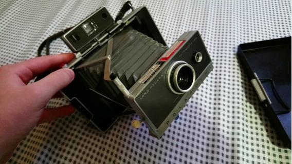 Polaroid Land Camera Automatic 100