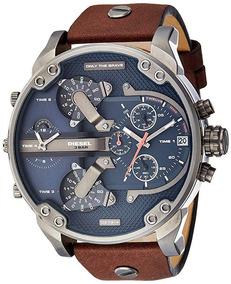 Relógio Diesel Dz73 Mr Daddy 2.0 Nota Fiscal Original
