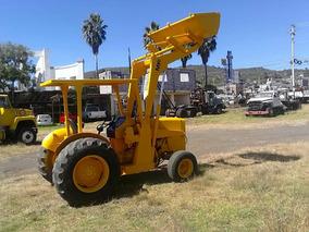 Tractor Agricola Con Cargador Frontal