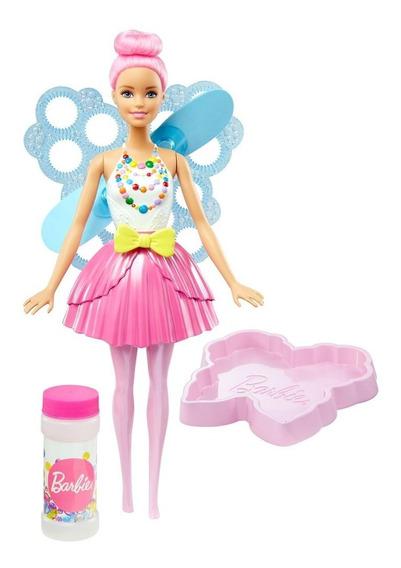 Barbie Hada Burbujas Mágicas