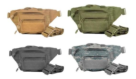 Riñonera Tactica Eagle Claw Belt Bag