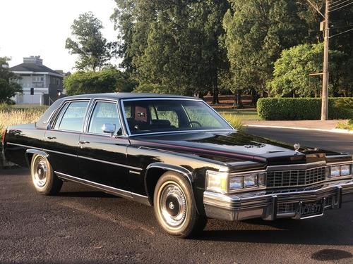 Imagem 1 de 14 de Cadillac 1977 - Fletwood Brougham