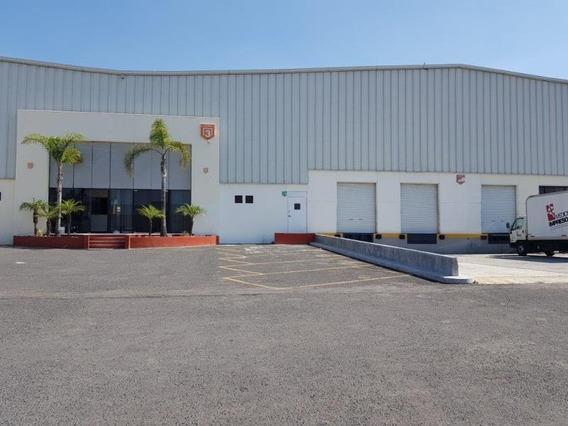 Bodega En Renta En Parque Industrial En Balvanera 1,000m2