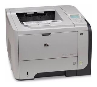 Impresora Hp Laserjet P3015dn, 40ppm, Testeada