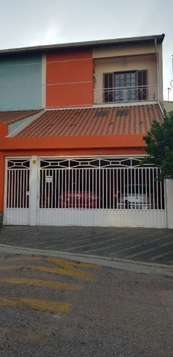 Imagem 1 de 19 de Sobrado Com 3 Dormitórios À Venda, 168 M² - Alves Dias - São Bernardo Do Campo/sp - So20752
