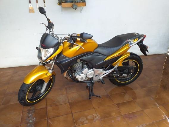 Moto Honda Cb 300r Com Abs 09/10