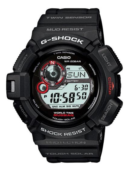 Relógio Casio G-shock Mudman G-9300-1 Masculino