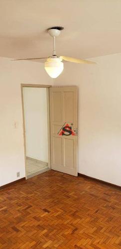 Sobrado Com 1 Dormitório Para Alugar, 50 M² Por R$ 1.680,00/mês - Vila Gumercindo - São Paulo/sp - So5265