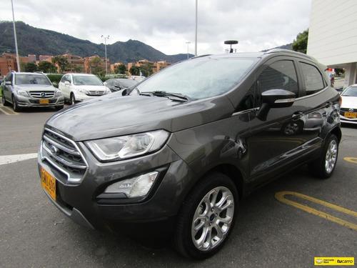 Ford Ecosport 2 2.0 Titanium
