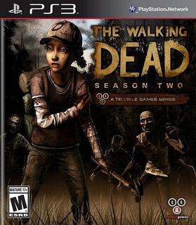 The Walking Dead Season Two Ps3 Juego Nuevo Físico Sellado