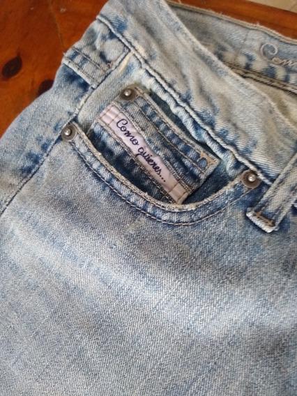 Jeans Como Quieres Que Te Quiera No Rapsodia No Jazmin Cheba