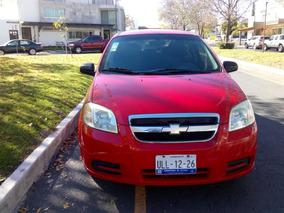 Chevrolet Aveo 2009 Standar Factura Original