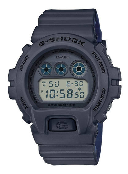 Relógio Casio G-shock Dw-6900lu-8dr (nota Fiscal) Dw6900