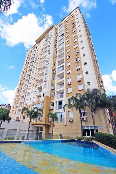 Apartamento Em Centro Com 3 Dormitórios - Rg3119