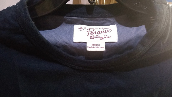 Original Penguin Playera Como Nueva!! Sin Etiquetas