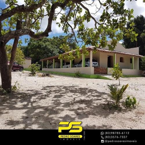 Imagem 1 de 15 de Sítio À Venda, 40000 M² Por R$ 490.000,00 - Centro - Campina Grande/pb - Si0012