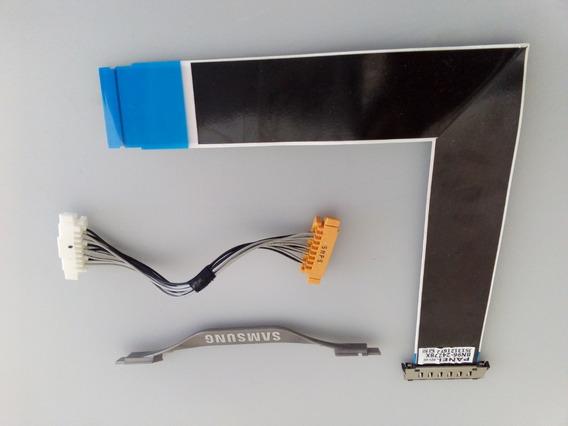 Cabo Flat E Conector Tv Samsung Un40f5500