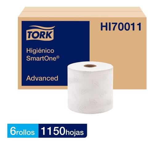 Papel Higiénico Tork Smartone® 6 Rollos De 1150 Hojas