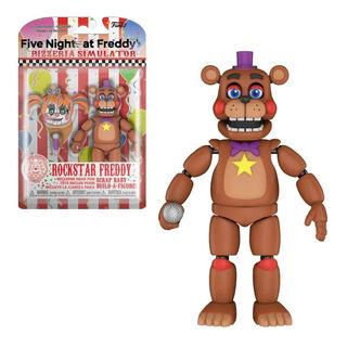 Funko Five Nights At Freddys Pizza Simulator Rockstar Freddy