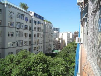 Apartamento Residencial Para Locação, Copacabana, Rio De Janeiro - Ap2068. - Ap2068
