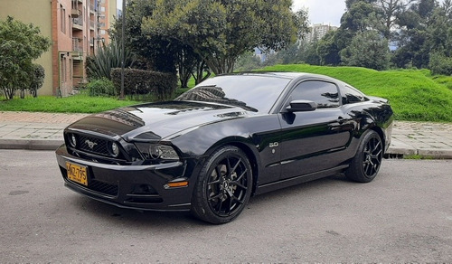 Ford Mustang 2013 5.0 Gt Premium