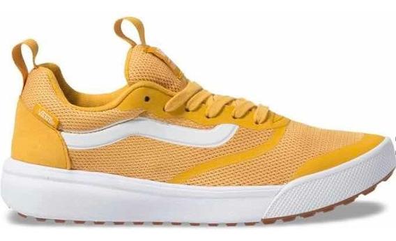 Zapatillas Vans W Ultra Range Rapidweld Us7.5 (40)amarillas