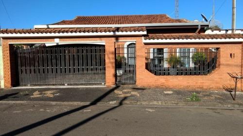 Casa Com 3 Dormitórios À Venda, 178 M² Por R$ 530.000,00 - Jardim São Jorge - Nova Odessa/sp - Ca0398