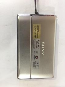 Máquina Fotográfica Sony Dsc - Tx100v Nova S/ Acessórios