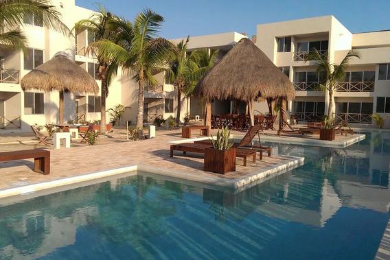 Condominio En Venta En La Playa, Progreso, Yucatan