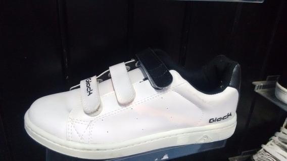 Zapatillas Glock Con Abrojos Urbanas Cosidas
