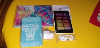 Tablet Beone 7 (incluye 3 Fundas Intercambiables)