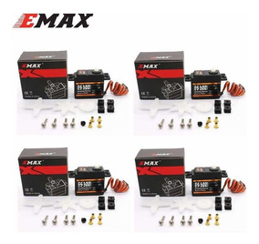 4x Servo Standard Emax Es3001 4kg Futaba S3001 3004 Hextroni