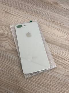 Tampa De Vidro Traseira iPhone 8 Plus 5.5 Branco