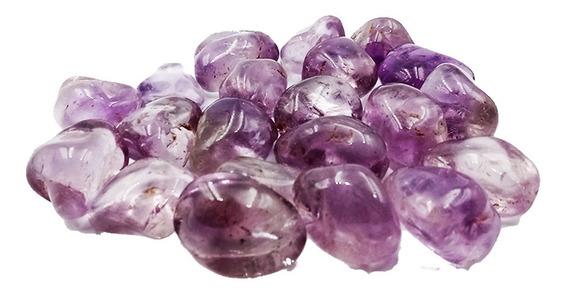 Ametista - Pedra Rolada 100 Gramas