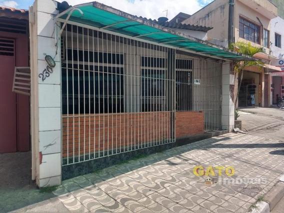 Salão Comercial Para Locação Em Cajamar, Jordanésia, 2 Banheiros - 19320_1-1340991