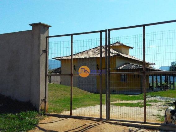 Terreno À Venda, 1000 M² Por R$ 100.000,00 - Vila Verde - Rio Das Ostras/rj - Te0297
