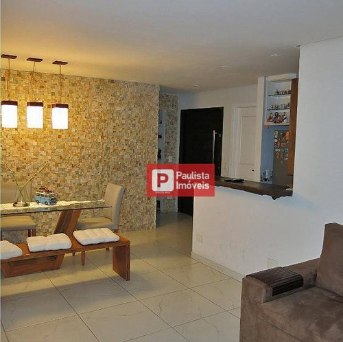Apartamento À Venda, 103 M² Por R$ 1.000.000,00 - Brooklin Novo - São Paulo/sp - Ap25563