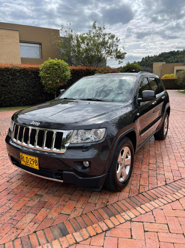 Jeep Grand Cherokee 2011 3.6 Limited