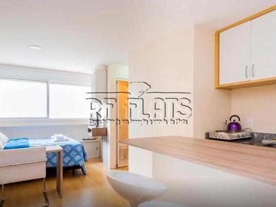 Flat Studio Home Para Locação Na Consolação