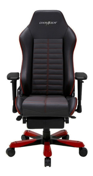 Cadeira Dxracer Is-series Ft - Black/red (ia133/nr)