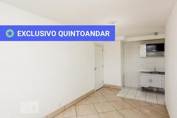 Apartamento No 8º Andar Com 2 Dormitórios E 1 Garagem - Id: 892970833 - 270833